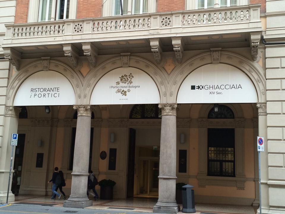 I portici ristorante a bologna for Ristorante il rosso bologna